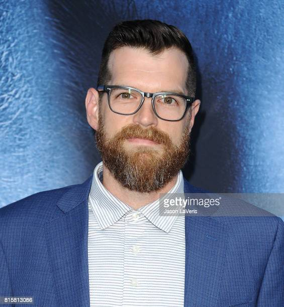 Actor Timothy Simons attends the season 7 premiere of 'Game Of Thrones' at Walt Disney Concert Hall on July 12 2017 in Los Angeles California