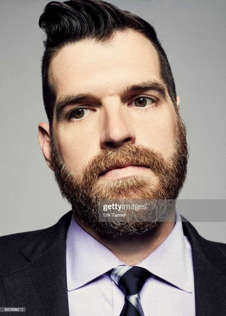 Actor Timothy Simons is photographed at the 76th Annual Peabody Awards at Cipriani Wall Street on May 20, 2017 in New York City.