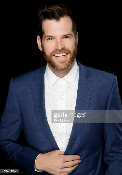 Actor Timothy Simons is photographed for Los Angeles Times on April 29 2017 in Los Angeles California PUBLISHED IMAGE CREDIT MUST READ Kirk McKoy/Los...