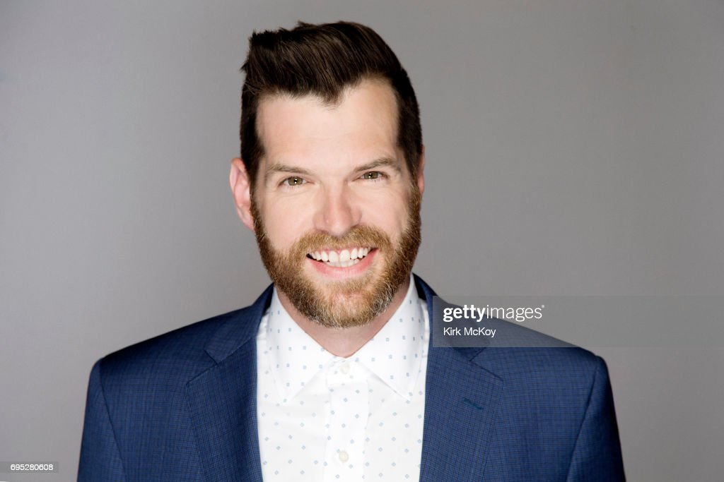 Actor Timothy Simons is photographed for Los Angeles Times on April 29, 2017 in Los Angeles, California. PUBLISHED IMAGE.