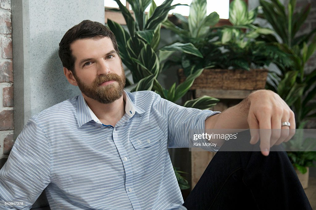 Actor Timothy Simons is photographed for Los Angeles Times on June 22, 2016 in Los Angeles, California. PUBLISHED IMAGE.