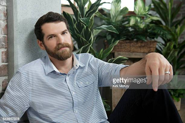 Actor Timothy Simons is photographed for Los Angeles Times on June 22 2016 in Los Angeles California PUBLISHED IMAGE CREDIT MUST READ Kirk McKoy