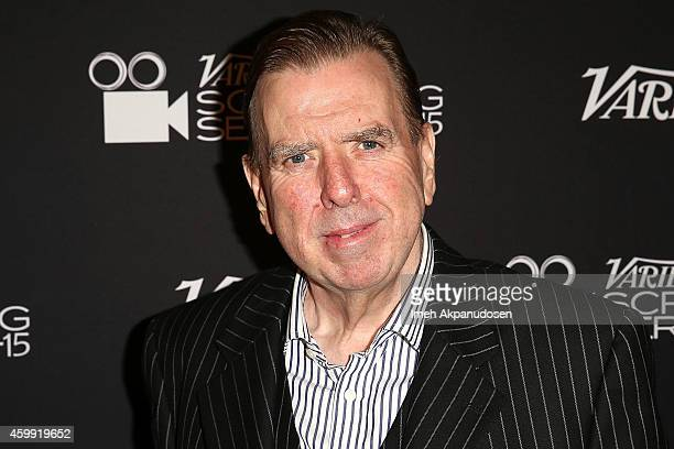 Actor Timothy Spall attends the screening of 'Mr Turner' during the 2014 Variety Screening Series at ArcLight Hollywood on December 3 2014 in...