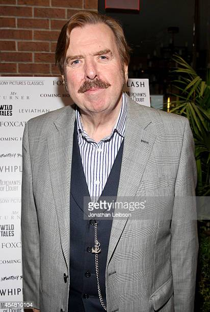Actor Timothy Spall attends the Sony Pictures Classics TIFF celebration dinner during the 2014 Toronto International Film Festival at Creme Brasserie...