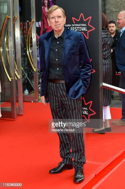 Actor Timothy Spall attends the World Premiere of Mrs Lowry Son and closing night gala of the 73rd Edinburgh International Film Festival at Festival...