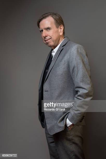 Actor Timothy Spall is photographed for Self Assignment on February 11 2017 in Berlin Germany