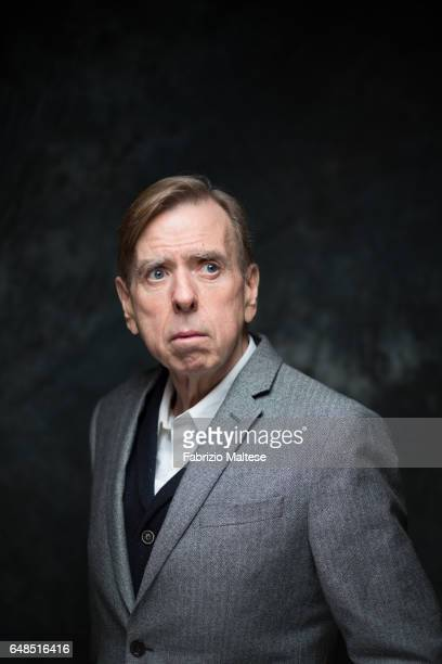 Actor Timothy Spall is photographed for Self Assignment on February 13 2017 in Berlin Germany