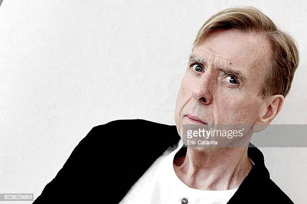 Actor Timothy Spall is photographed for Self Assignment on September 8 2016 in Montpellier France