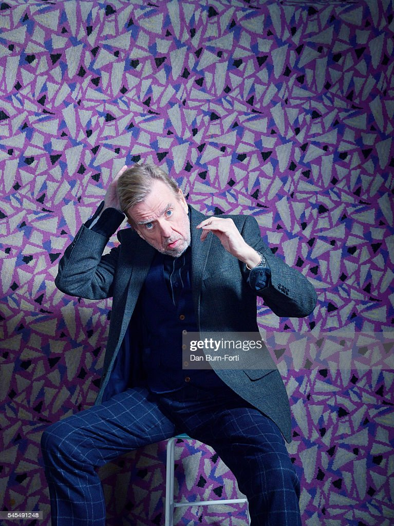 Timothy Spall, Telegraph UK, March 26, 2016
