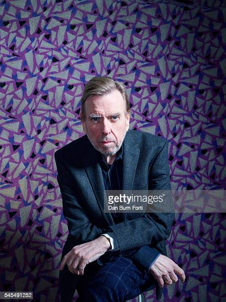 Actor Timothy Spall is photographed for the Telegraph on March 18 2016 in London England