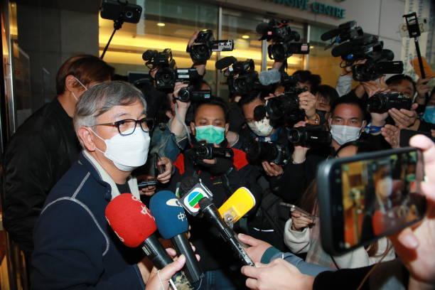 CHN: Hong Kong Actor Ng Man Tat Dies Of Liver Cancer At 68