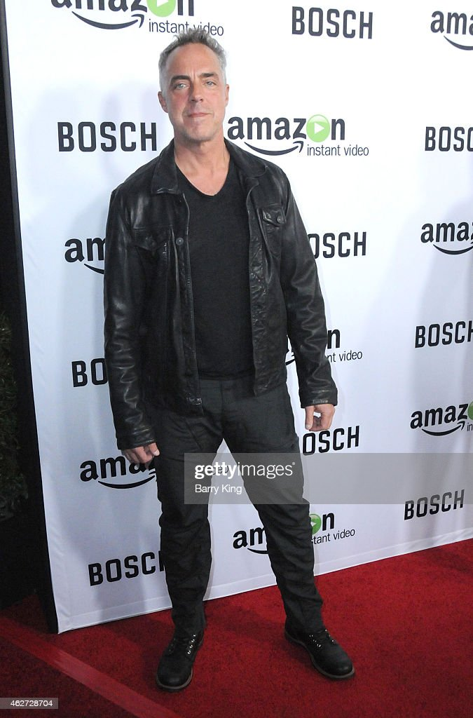 "Screening Of Amazon's 1st Original Drama Series ""Bosch"" - Arrivals"