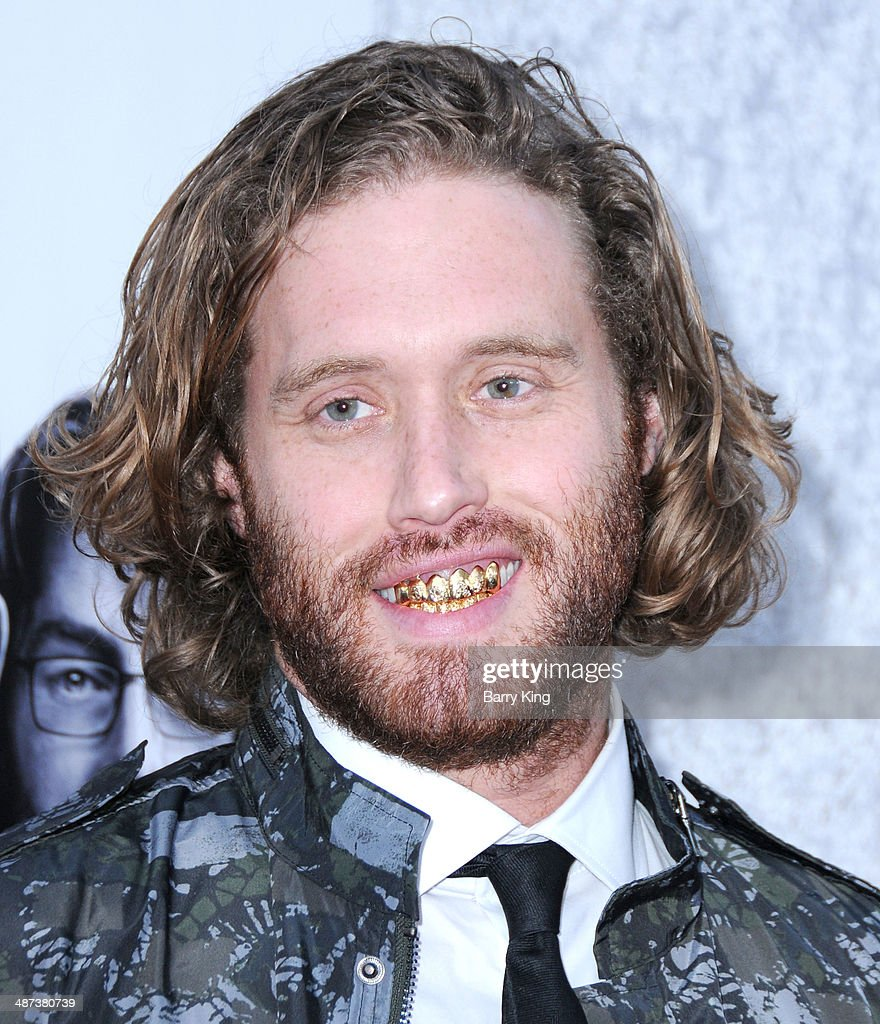Actor T.J. Miller arrives at the premiere of 'Silicon ...
