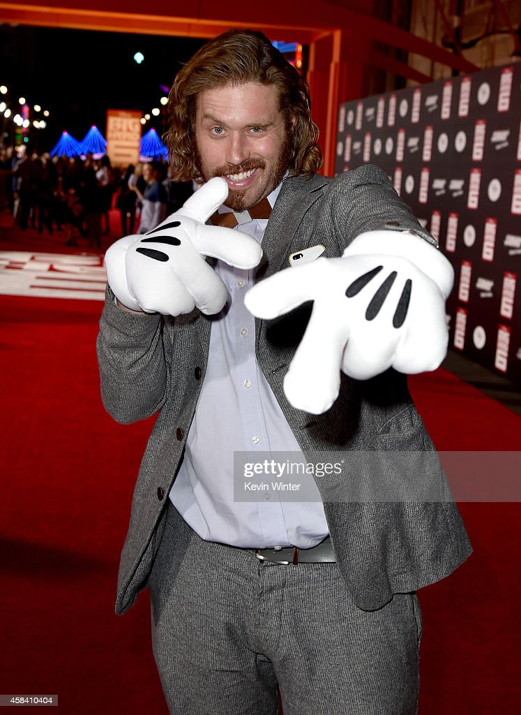 "Premiere Of Disney's ""Big Hero 6"" - Red Carpet : News Photo"
