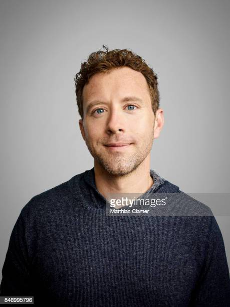 Actor TJ Thyne from 'Bones' is photographed for Entertainment Weekly Magazine on July 22 2016 at Comic Con in the Hard Rock Hotel in San Diego...