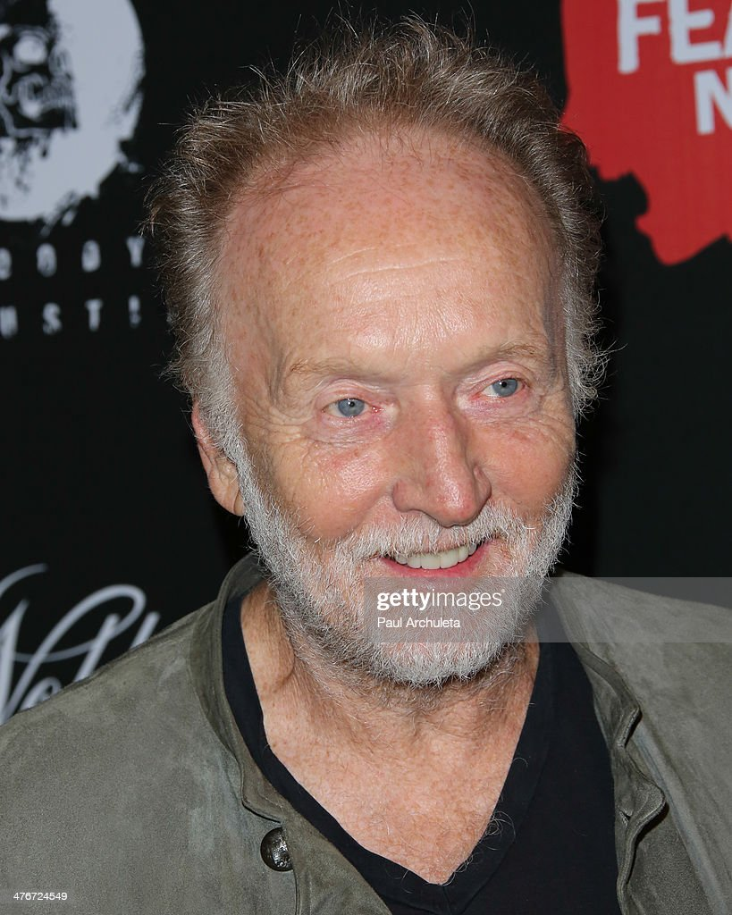 Actor Tobin Bell attends the premiere of