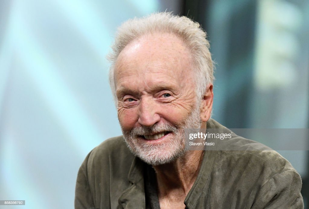 Actor Tobin Bell visits Build to discuss
