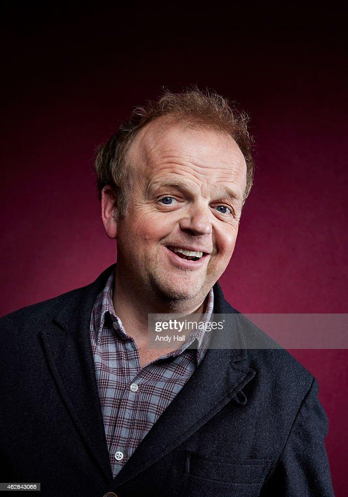 Toby Jones, Observer UK, May 18, 2014