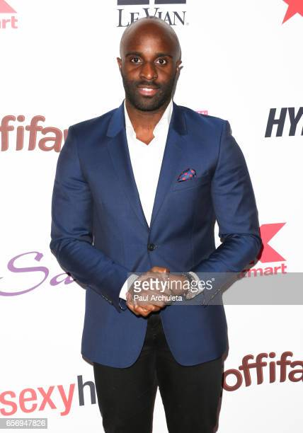 Actor Toby Onwumere attends OK Magazine's annual preOscar event at Nightingale Plaza on February 22 2017 in Los Angeles California