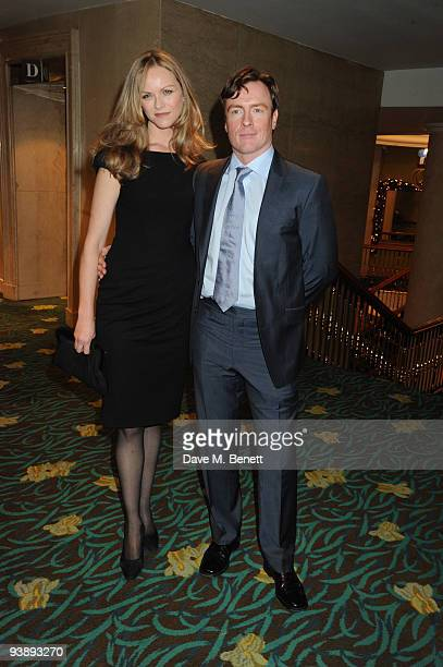Actor Toby Stephens attends the Women In Film And TV Awards at the London Hilton on December 4 2009 in London England