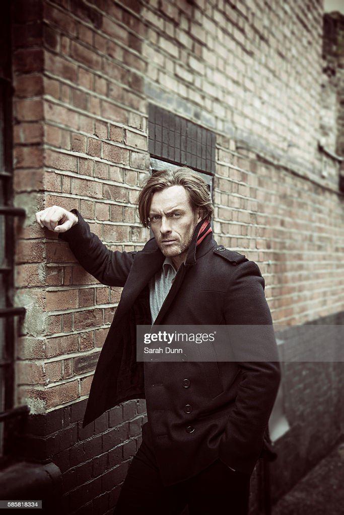 Actor Toby Stephens is photographed on June 19, 2014 in London, England.