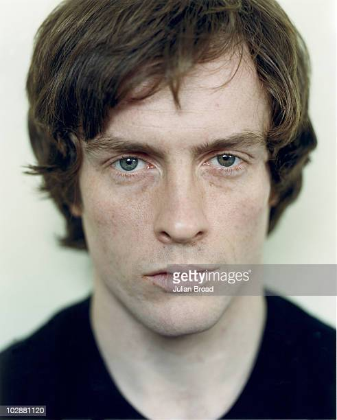 Actor Toby Stephens poses for a portrait shoot in London