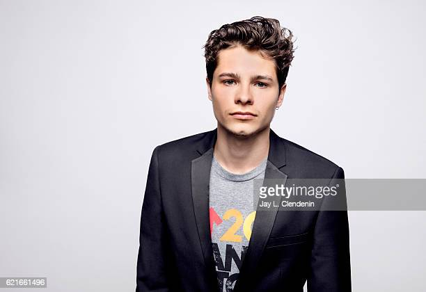 Actor Toby Wallace from the film Boys in the Trees poses for a portraits at the Toronto International Film Festival for Los Angeles Times on...