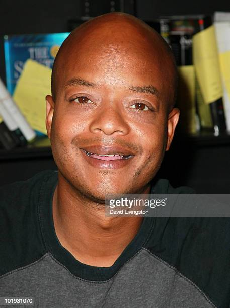 Actor Todd Bridges attends a signing for his book Killing Willis From Diff'rent Strokes to the Mean Streets to the Life I Always Wanted at Book Soup...