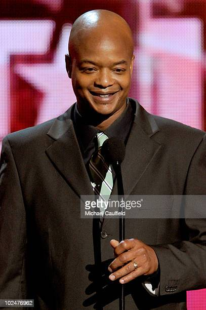 Actor Todd Bridges onstage during the 2010 BET Awards held at the Shrine Auditorium on June 27 2010 in Los Angeles California