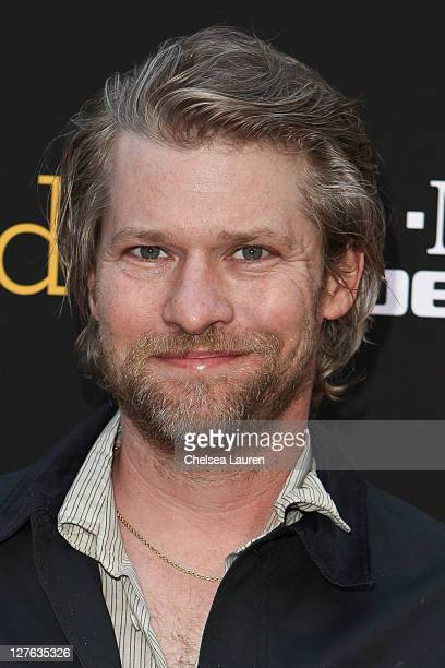 Actor Todd Lowe arrives at the Skateland premiere at ArcLight Cinemas on May 11 2011 in Hollywood California