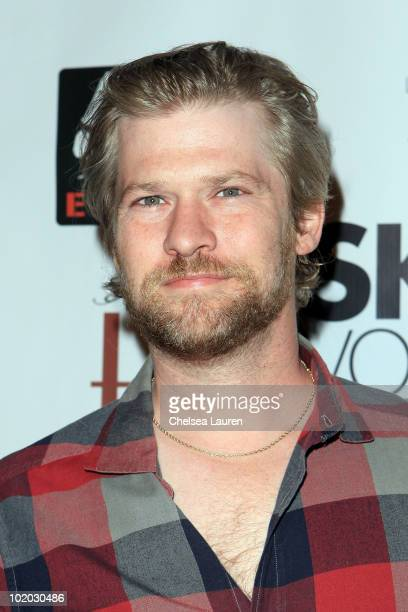 """Actor Todd Lowe arrives at the """"True Blood"""" season 3 cast party at H Lounge on June 12, 2010 in Los Angeles, California."""