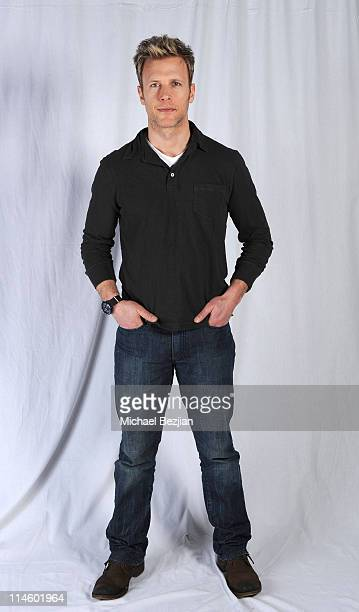 Actor Todd Rotondi poses at the House of Hype Portrait Studio Day 1 on January 22 2010 in Park City Utah