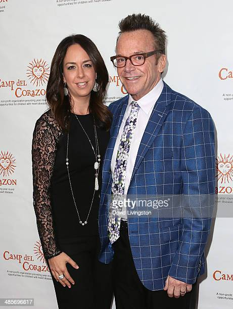 Actor Tom Arnold and wife Ashley Groussman attend Camp del Corazon's 11th Annual Gala del Sol at the Ray Dolby Ballroom at Hollywood Highland Center...