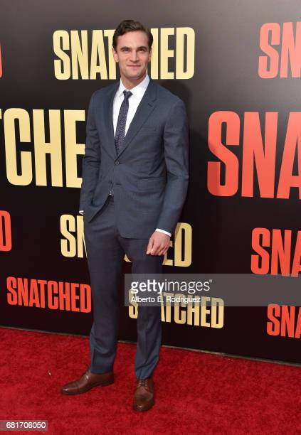 Actor Tom Bateman attends the premiere of 20th Century Fox's Snatched at Regency Village Theatre on May 10 2017 in Westwood California