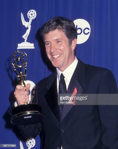 Actor Tom Bergeron attends 27th Annual Daytime Emmy Awards on May 19 2000 at Radio City Music Hall in New York City