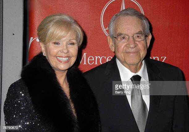 Actor Tom Bosley arrives at the 2008 Palm Springs International Film Festival Gala at the Palm Springs Convention Center on January 5 2008 in Palm...