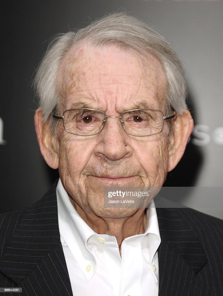 Actor Tom Bosley attends the premiere of 'The Back-Up Plan' at Regency Village Theatre on April 21, 2010 in Westwood, California.