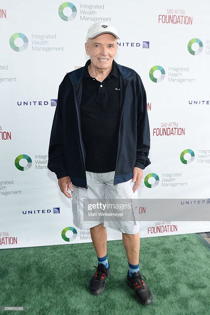 Actor Tom Bower arrives at SAG-AFTRA Foundation 7th annual L.A. Golf Classic Fundraiser on June 13, 2016 in Burbank, California.