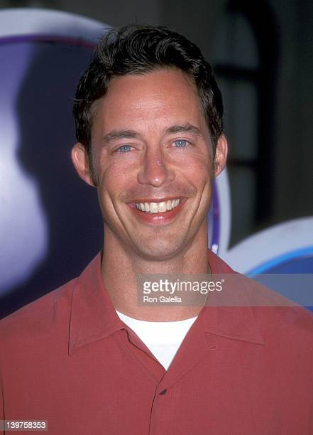 Actor Tom Cavanagh attends NBC Fall TCA Press Tour on July 20, 2001 at the Ritz Carlton Hotel in Pasadena, California.