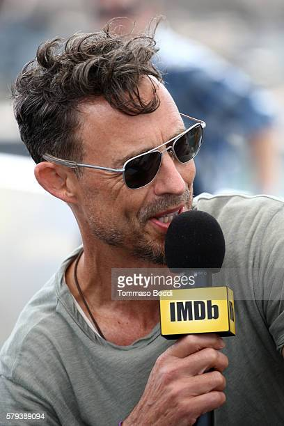 Actor Tom Cavanagh of The Flash attends the IMDb Yacht at San Diego ComicCon 2016 Day Three at The IMDb Yacht on July 23 2016 in San Diego California