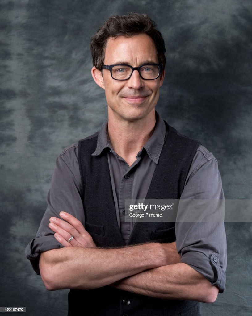 Actor Tom Cavanagh of The Flash poses for a portrait during CTV 2014 Upfront at Sony Centre for the Performing Arts on June 5, 2014 in Toronto, Canada.