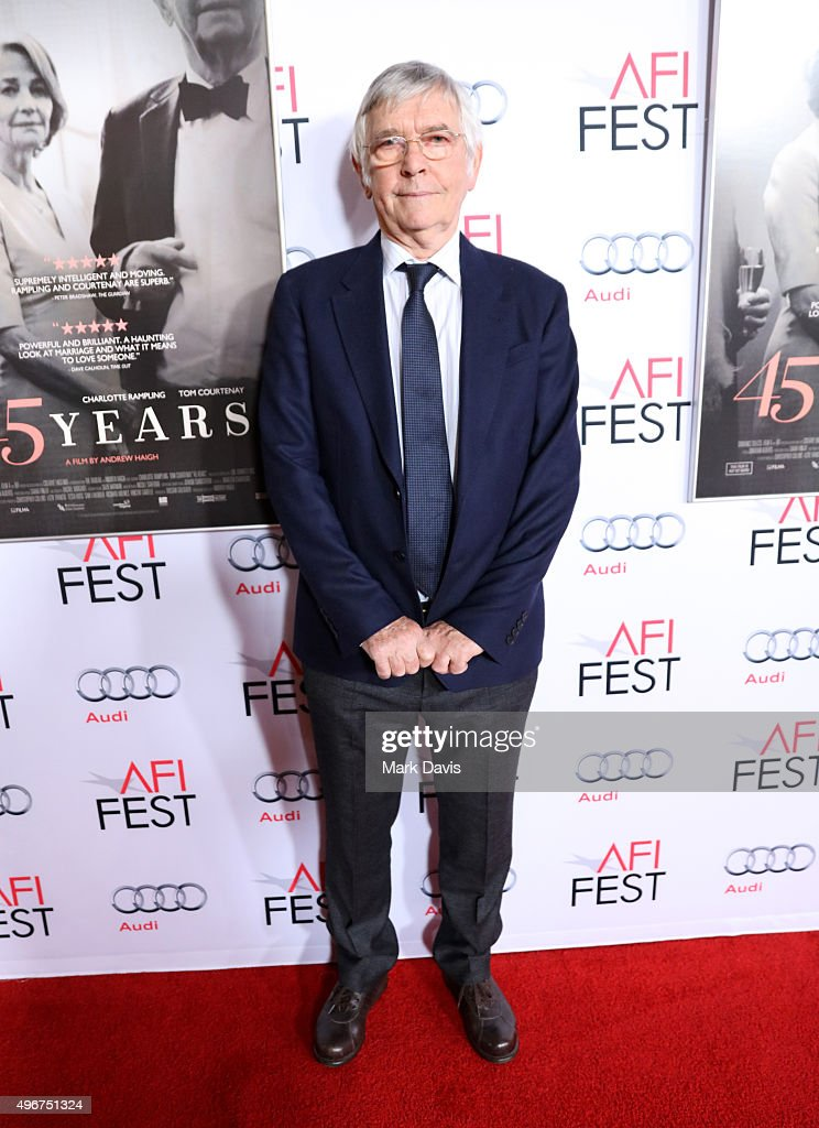 AFI FEST 2015 Presented By Audi Tribute To Charlotte Rampling And Tom Courtenay - Red Carpet