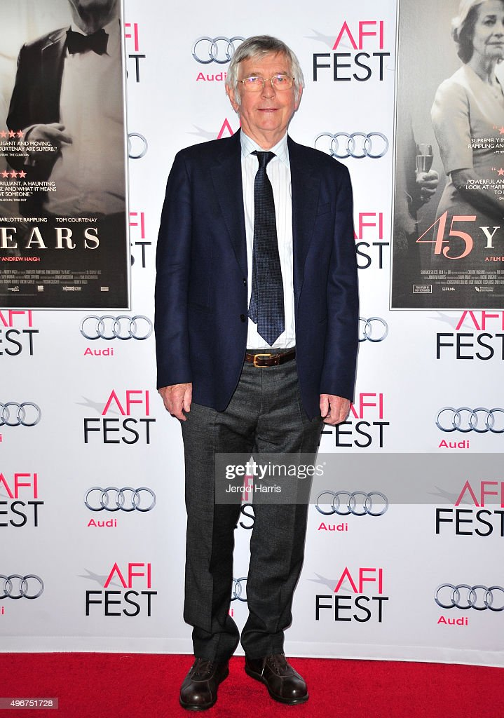 AFI FEST 2015 Presented By Audi A Tribute To Charlotte Rampling And Tom Courtenay - Arrivals