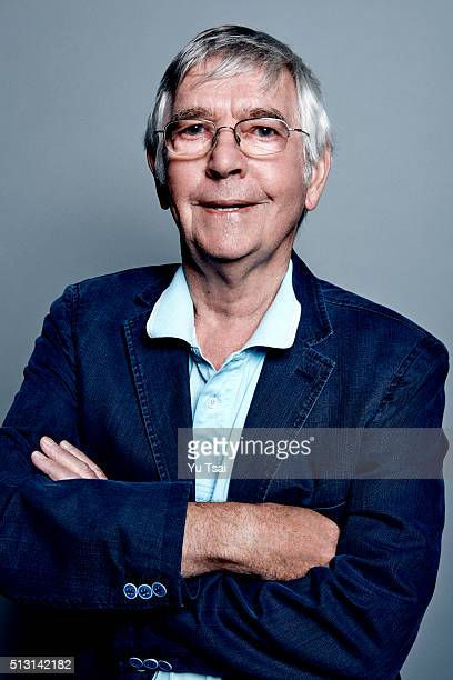 Actor Tom Courtenay is photographed at the Toronto Film Festival for Variety on September 12 2015 in Toronto Ontario