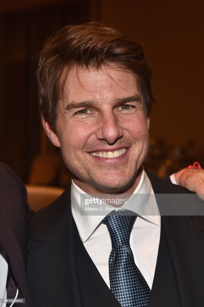 "CinemaCon 2018 - Will Rogers ""Pioneer Of The Year"" Dinner Honoring Tom Cruise"