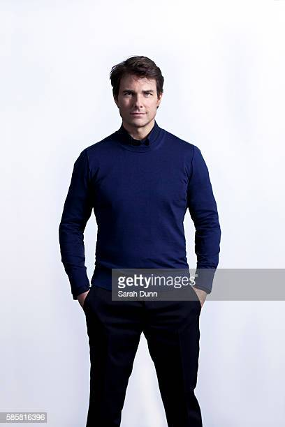 Actor Tom Cruise is photographed for Empire magazine on February 27 2014 in London England