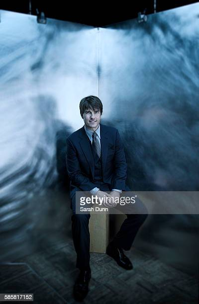 Actor Tom Cruise is photographed for Empire magazine on March 30 2014 in London England