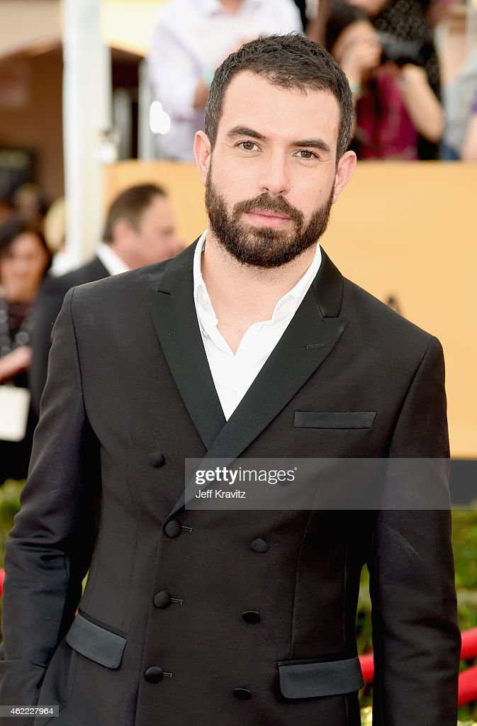 Actor Tom Cullen attends the 21st Annual Screen Actors Guild Awards at The Shrine Auditorium on January 25, 2015 in Los Angeles, California.