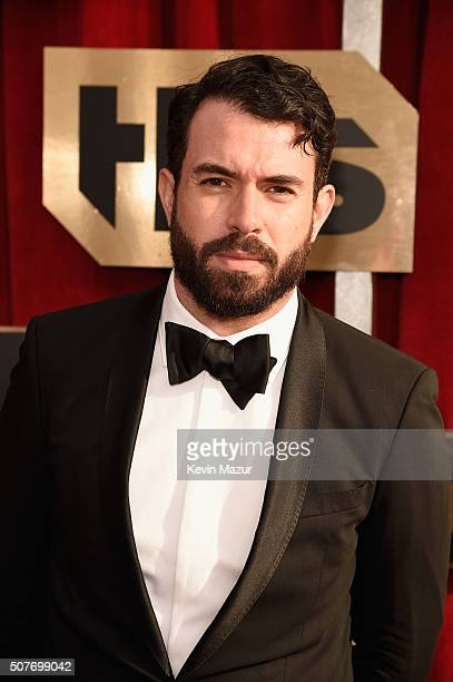 Actor Tom Cullen attends The 22nd Annual Screen Actors Guild Awards at The Shrine Auditorium on January 30 2016 in Los Angeles California 25650_012