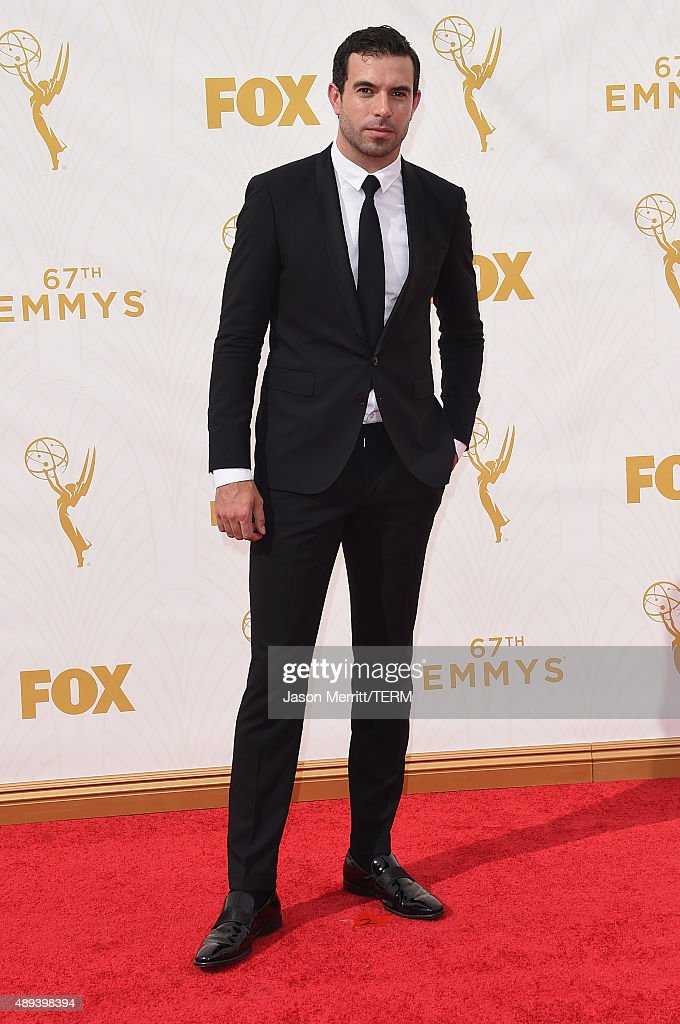 Actor Tom Cullen attends the 67th Annual Primetime Emmy Awards at Microsoft Theater on September 20, 2015 in Los Angeles, California.